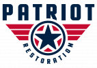 the patriot restoration logo large